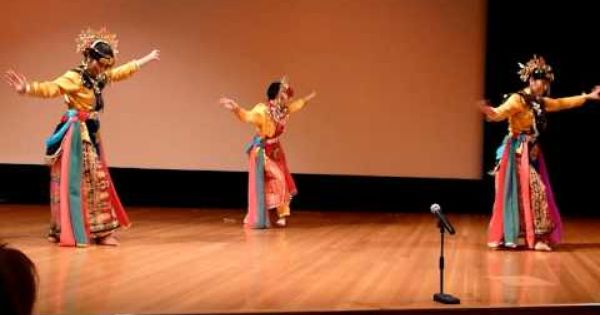 Traditional Indonesian Dance Ngarojeng Traditional Dance Culture Of Indonesia Folk Dance