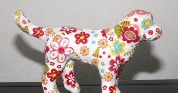 Papier mache Shape Model Craft | Coups de coeur | Pinterest | Papier