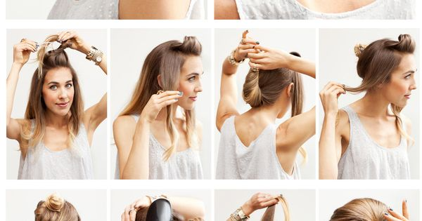 Wedding Hair style weddinghair hair DIY how-to hairstyle