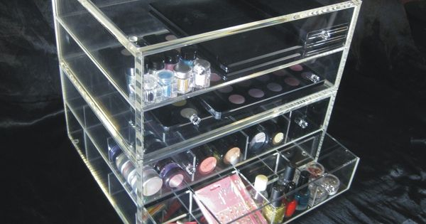 Beauty Makeup Supply Dba Cosmetic Acrylic Organizers