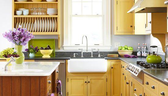 yellow kitchen cabinets kitchen design cabinets, island, countertops, kitchen accessories, modular handles,