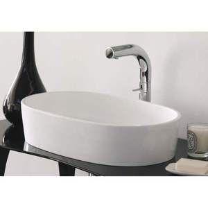 Victoria Albert Vvbios54 Ios Vessel Style Bathroom Sink White