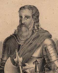 Conde D Henrique De Borgonha Pai D Afonso Henriques Com