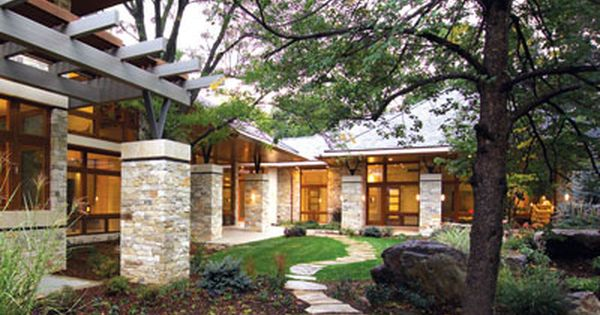 Sears Barrett Architects | Colorado Mountain Homes | Residential ...