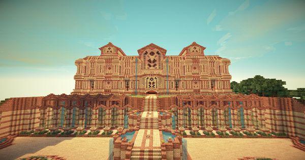 Minecraft Town Hall | Minecraft Castles | Pinterest | Hall ...