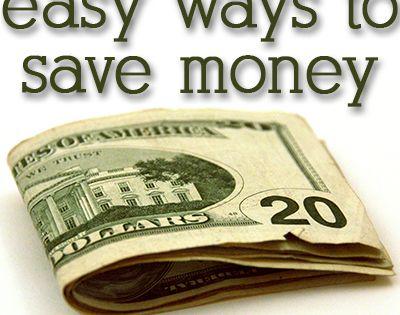 + save money