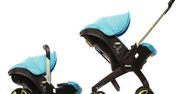 Doona Infant Car Seat with Latch Base - amazon.com