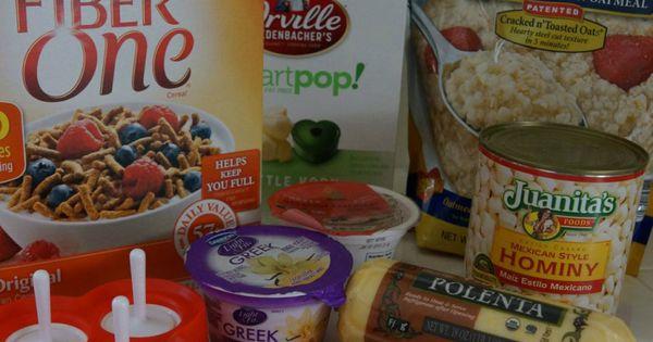 Top Ten Weight Watchers Power Foods - OrnaBakes