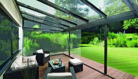 dachschr ge terrassen berdachung lichtdurchfluteter. Black Bedroom Furniture Sets. Home Design Ideas