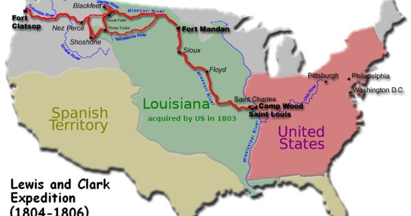 lewis and clark national historic trail  illinois to