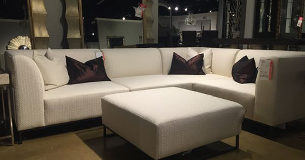 Four Piece Sectional Sofa With Ottoman 3511120r L 3512118x 3540117x Furniture Sectional Sofa Sofa