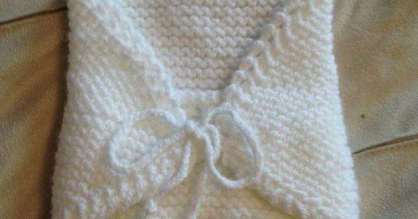Knitting Patterns For Babies Born Asleep : Knitting patterns tigerlily trust angel wraps babies