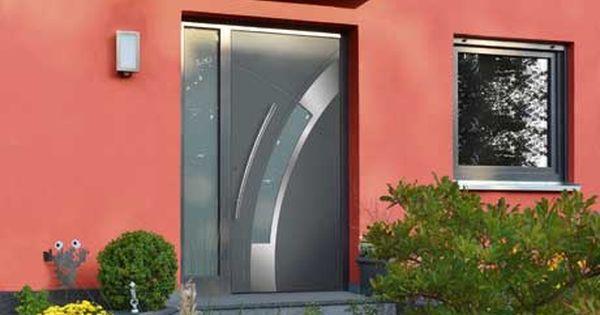 Entrance Area With Rodenberg Entrance Door Panel Panneaux Porte Moderne Et Portes