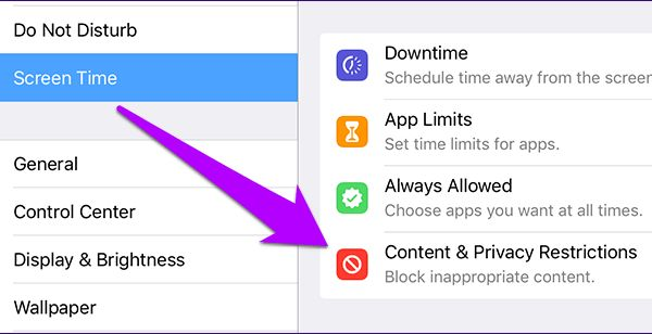 How To Get Rid Of Restrictions On An Iphone
