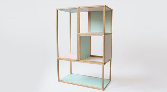 Stacks Shelving Furniture Multi Function Al Stackable Shelving Open Bookshelf Bookcase
