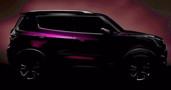 Chevrolet Adra Compact Suv Car Teased By General Motors India