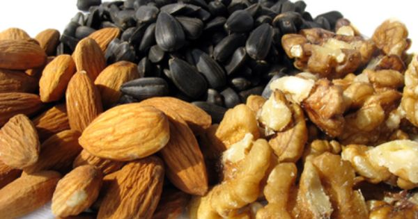 Soaking Nuts And Seeds Makes Them Better Small Footprint Family Raw Food Recipes Food Real Food Recipes