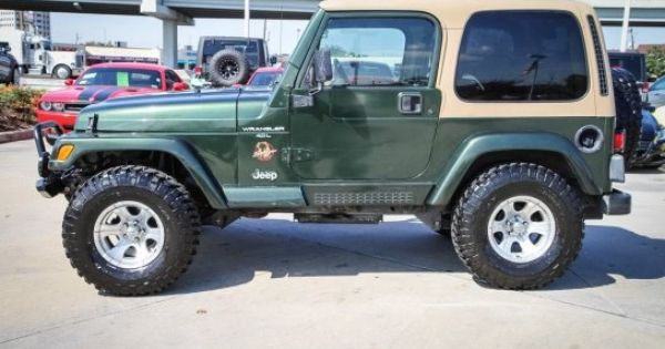 Check Out This 1997 Jeep Wrangler On Autotrader Com 1997 Jeep Wrangler Jeep Wrangler Jeep Wrangler Sahara