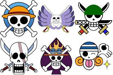 Cartoon Icons Cartoon Icons One Piece Manga Jolly Roger