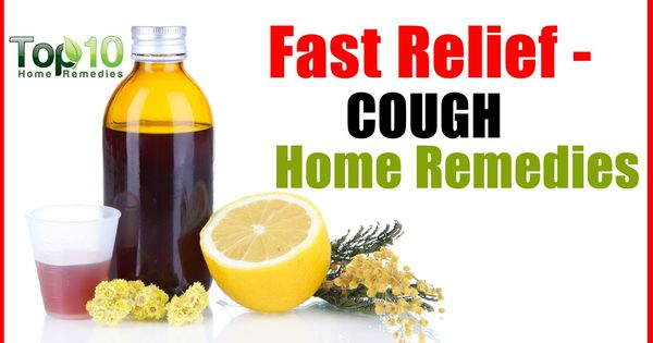 How To Get Rid Of A Wet Cough Naturally