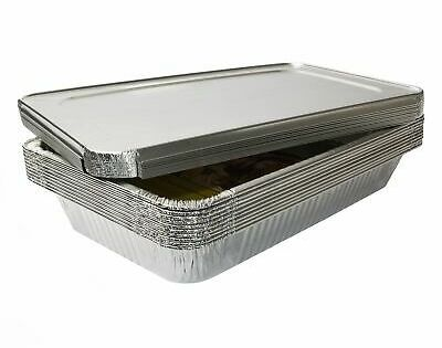Ad Ebay Ehomea2z 10 Pack Heavy Duty Full Size Disposable Aluminum Foil Steam Table Pa Aluminum Foil Pans Steam Tables Steam Table Pans