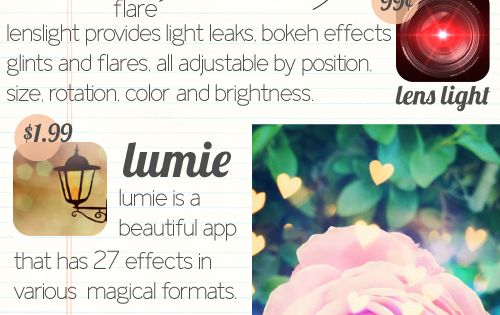 light effects phone apps