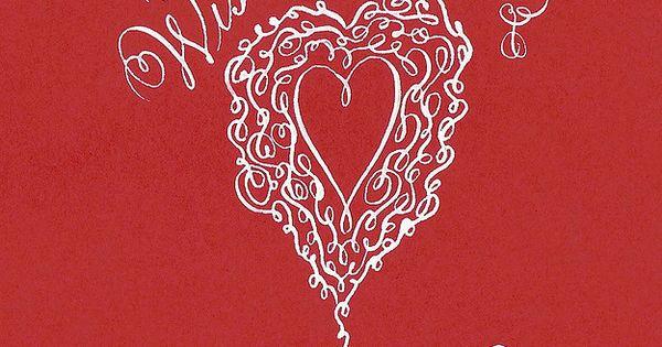 Calligraphy flourish friday valentine s day happy