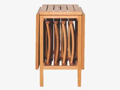 Tables Habitat Zeno Bois Table Et Ensemble 4 Chaises Prix 440 00