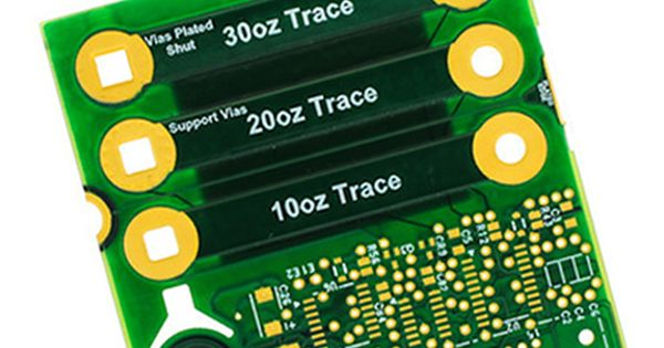 Benefits Of Heavy Copper Pcb Is The Increased The Current Carrying Capacity Use The High Temperature Materials With Lower Probability Circuit Copper Heavy