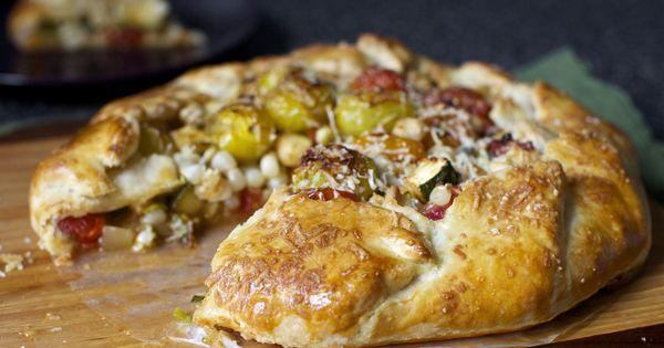 Tomatoes, Zucchini and Smitten kitchen on Pinterest