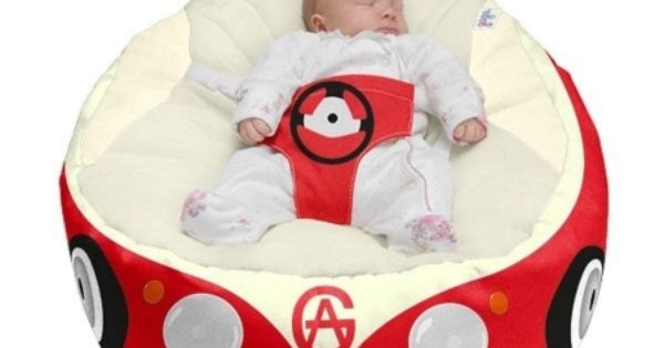 Gaga Cuddlesoft Iconic Campervan Baby Bean Bags From 163 47