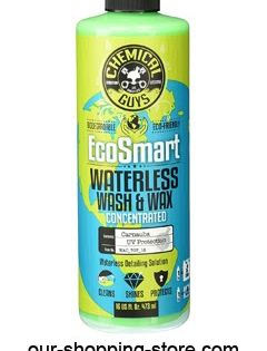 Automotive Car Care Chemical Guys Ecosmart Hyper Concentrated Waterless Car Wash Wax Features Reviews Wash Wax Car Wash Wax Waterless Car Wash