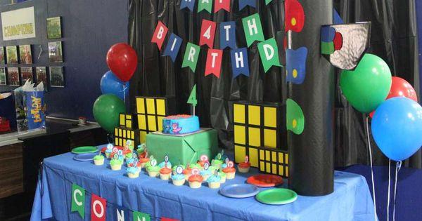 Pj masks birthday party ideas cumplea os cuarto for Cuarto adornado para cumpleanos