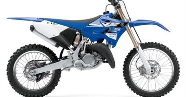 2015 Yamaha Yz125 Yamaha Motocross Motocross Motorcycles For Sale