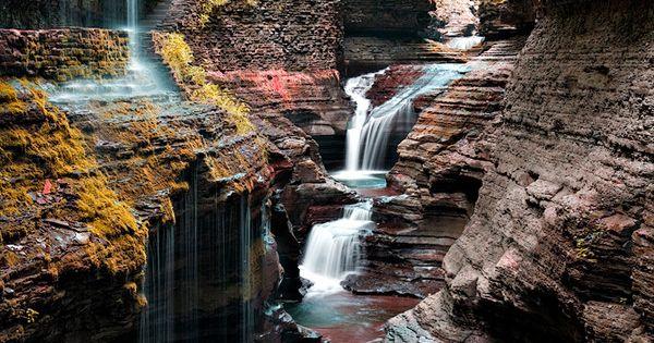 Watkins Glen State Park | Finger Lakes State Parks, NewYork