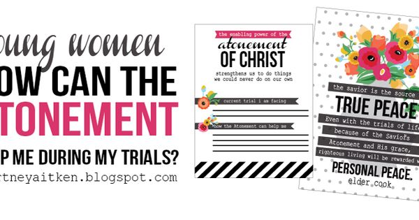 How can the Atonement help me during my trials? | All ...