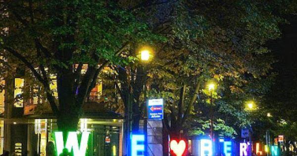 Berlin Du Bist Wunderbar Unbekannte Orte Street Art Urbex Berlin Leuchtet Berlin Orte