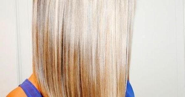 Hairstyle and Haircuts 2013: Trendy long bob haircut.. Great color too!