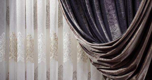 Telamor Decoration Curtain Dekorasyon Perde Tasar M