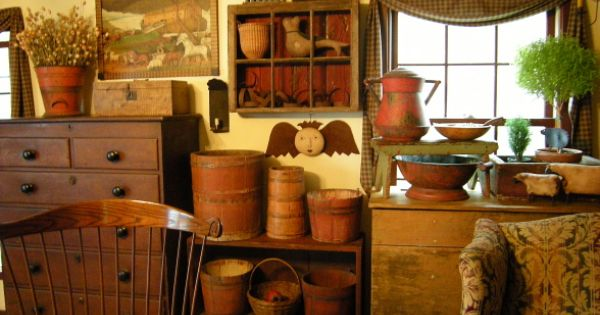 Primitive Picturetrail Home Tour Bing Images Country