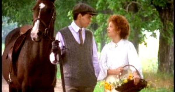 Anne And Gilbert Walking In The Lane Anne Of Green Gables