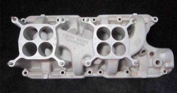 Lifted 2015 F150 >> Ford FOMOCO 289 302 2x4 Dual Quad Intake Manifold for