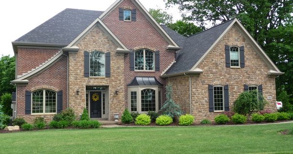 For Your Exterior Brick House Exteriors Beautiful Homes And Home