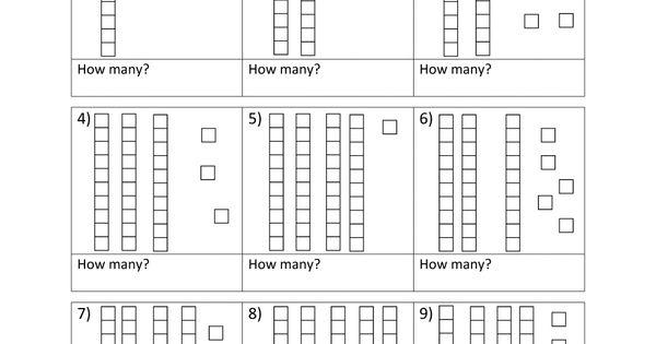 1st grade math worksheets place value tens ones 1 000 1 294 pixels maths pinterest. Black Bedroom Furniture Sets. Home Design Ideas