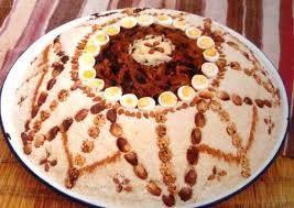 ديكور السفة او المسفوف مجلة فحلات الجزائر Morrocan Food Morocco Food Moroccan Desserts
