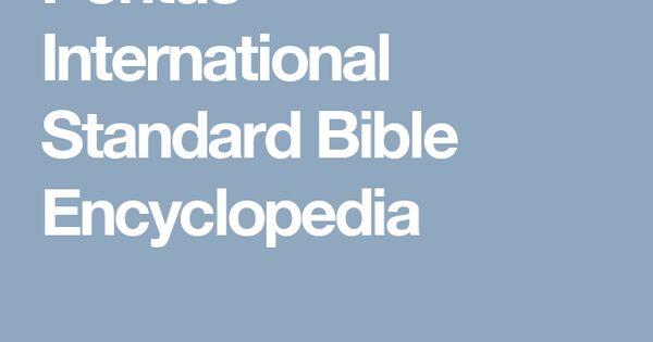 Pontus International Standard Bible Encyclopedia Encyclopedia Bible Galatia