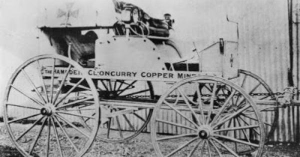 Cloncurry North West Queensland June 2012 Historical Photos North West Historical