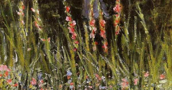 an analysis of gladioli by claude monet Search the history of over 327 billion web pages on the internet.
