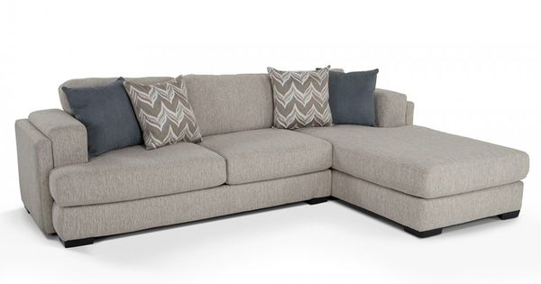 bobs furniture living room left arm facing sectional sectionals living room 12739