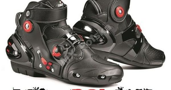 Buty Sidi Streetburner 40 47 Street Fighter 5560476639 Oficjalne Archiwum Allegro Racing Boots Bike Boots Leather Motorcycle Boots